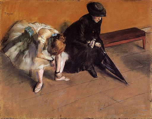 512px-Edgar_Degas_Waiting