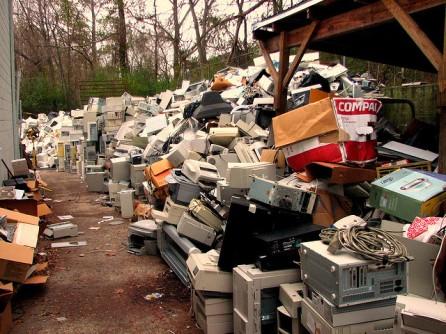 waste pcs