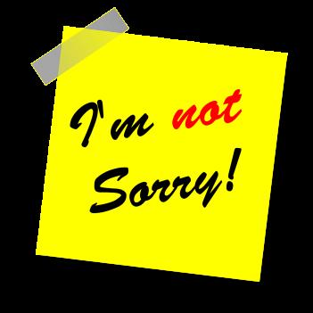 im-not-sorry-1470453_1920