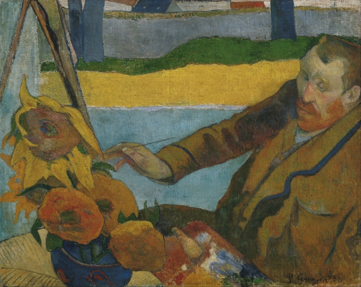 Paul_Gauguin_-_Vincent_van_Gogh_painting_sunflowers_-_Google_Art_Project