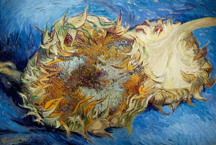 Vincent_Van_Gogh's_painting_'Sunflowers',_1887