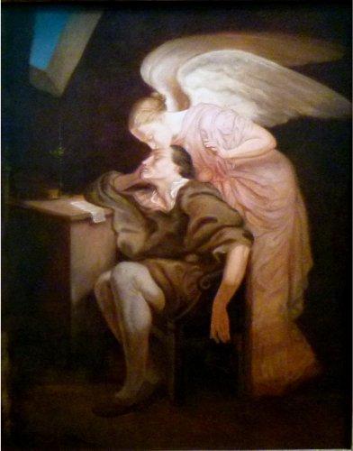 Félix-Nicolas_Frillié_-_Kiss_of_the_Muse,_c._1863