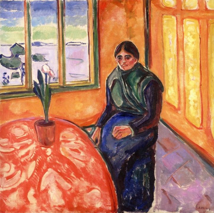 Edvard_Munch_-_Melancholy_(1911)