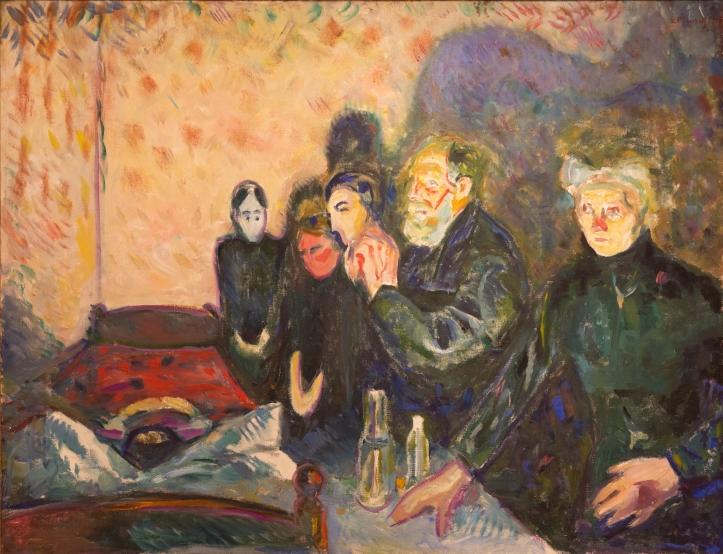 Edvard_Munch,_Dødskamp