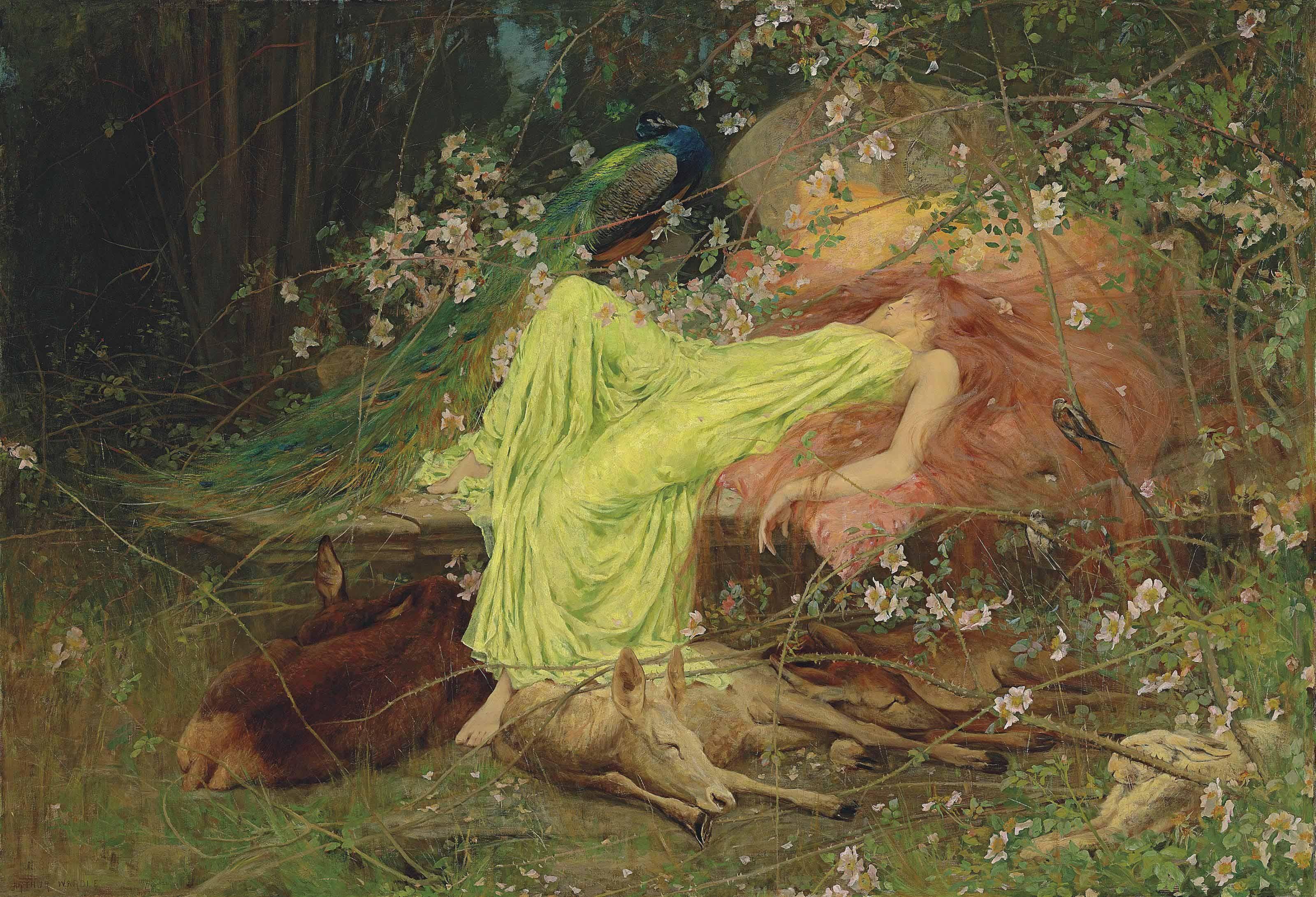 Arthur_Wardle_-_A_Fairy_Tale