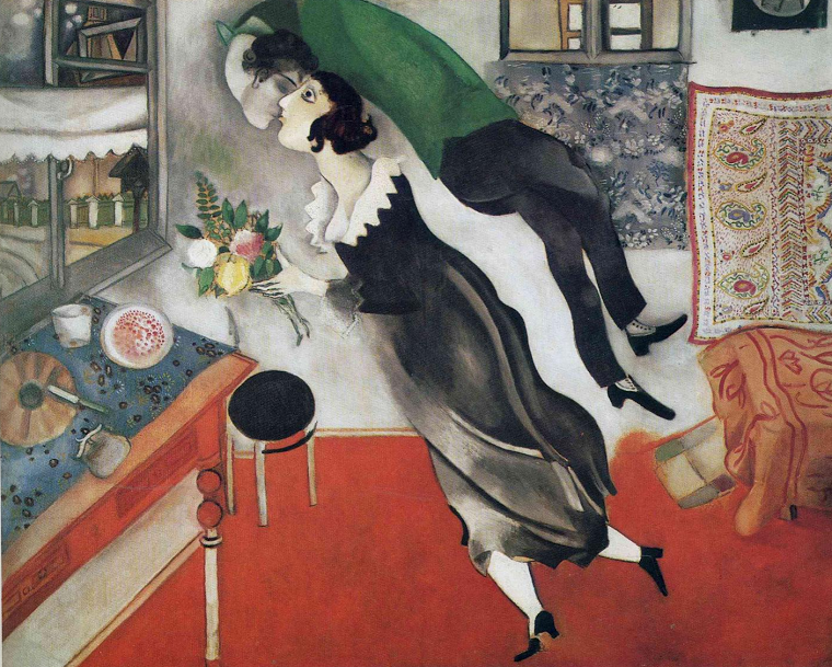 Marc_Chagall_The_Birthday_1915