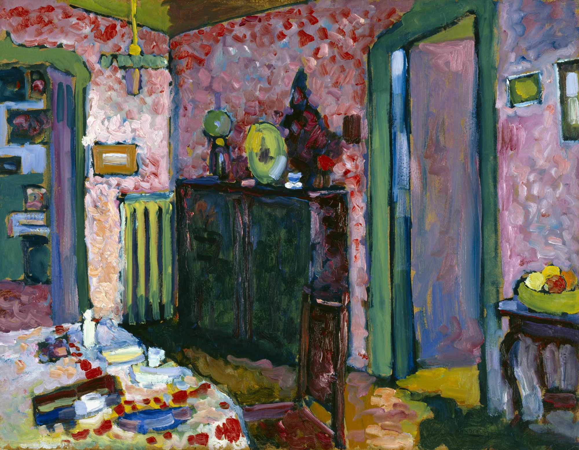 Kandinsky_-_Interieur_(Mein_Esszimmer),_1909