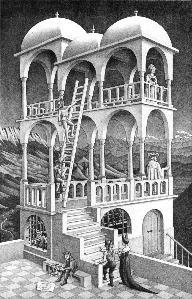 Belvedere,_by_M._C._Escher