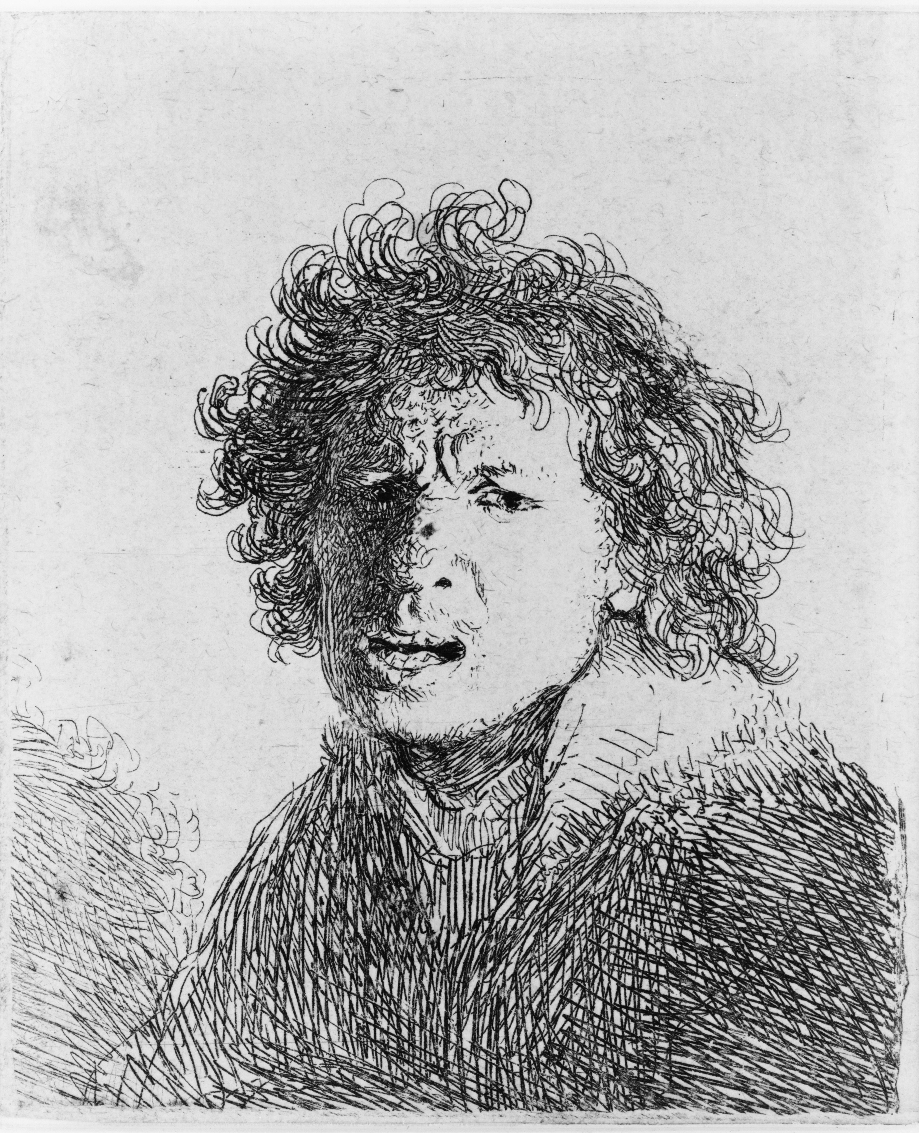 Rembrandt_angry,_bust_LCCN2004665145
