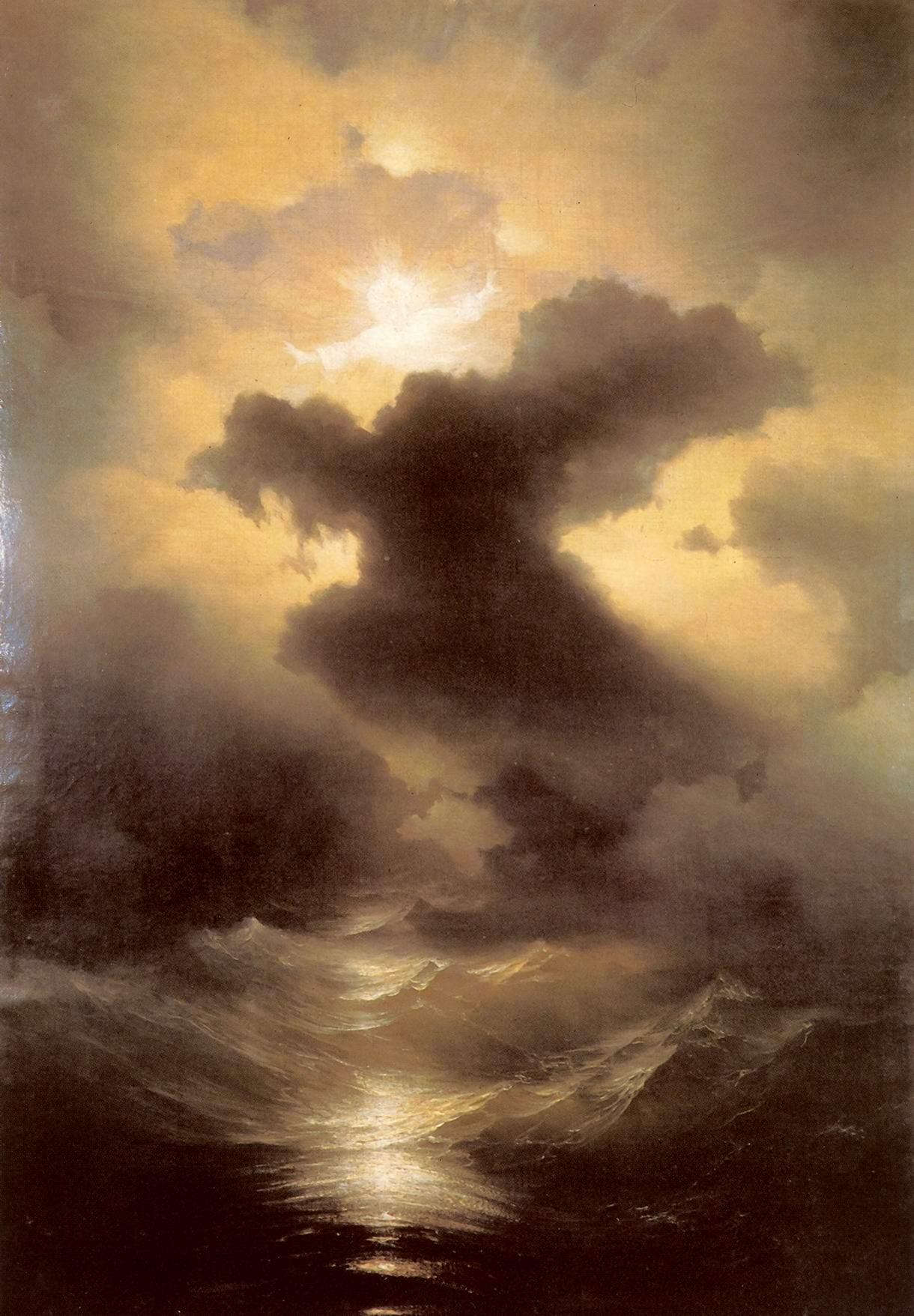 Aivazovsky_Chaos_1841