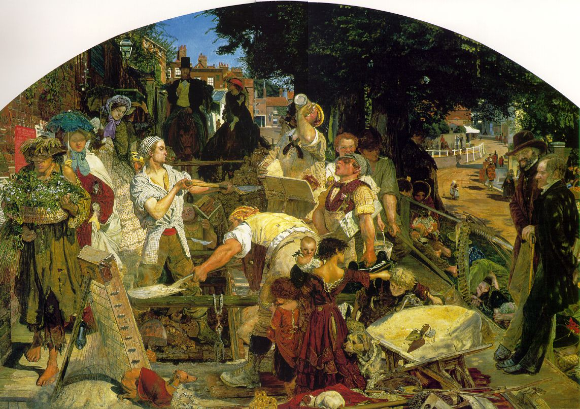Ford_Madox_Brown_-_Work_-_artchive.com